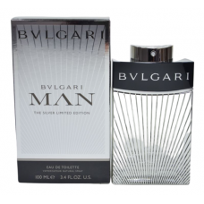 Bvlgari Man The Silver Limited Edition 100 ml EDT