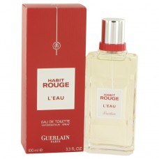 Guerlain Habit Rouge L'eau 100 ml EDT