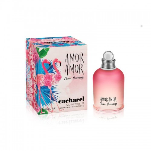 Cacharel Amor Amor L'eau Flamingo 50 ml EDT