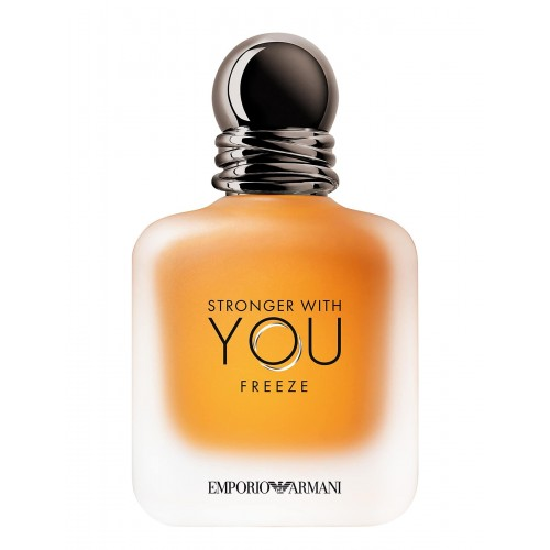 Giorgio Armani Emporio Stronger With You Freeze 100 ml EDT No Box