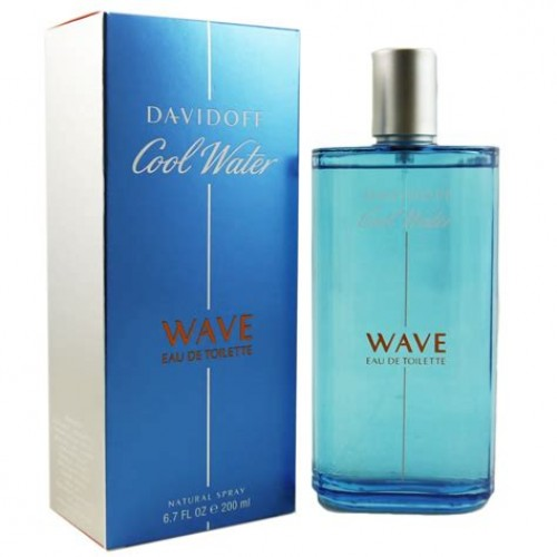 Davidoff Cool Water Wave For Men 200 ml EDT