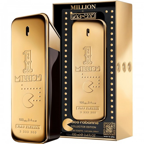 Paco Rabanne 1 Million Pac-Man Collector Edition 100 ml EDT