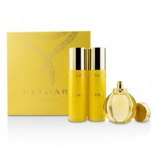 Bvlgari Goldea Set Bodylotion 200 ml en Showergel 200 ml en 50 ml EDP