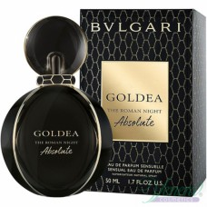 Bvlgari Goldea The Roman Night Absolute 50 ml EDP