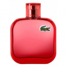 Lacoste Eau De Lacoste L.12.12 Rouge Energetic 100 ml EDT No Box