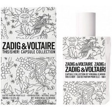 Zadig & Voltaire This is Her Capsule Collection 100 ml EDP
