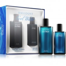 Davidoff Cool Water Set Aftershave 75 ml en 125 ml EDT